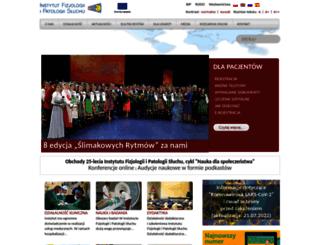whc.ifps.org.pl screenshot