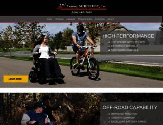 wheelchairs.com screenshot