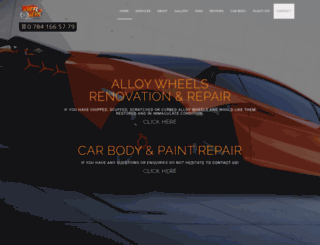 wheeldevil.co.uk screenshot