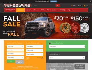 wheelfire.com screenshot