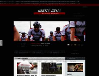 wheelsforwells.org screenshot