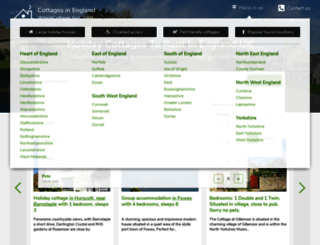 whichcottage.co.uk screenshot