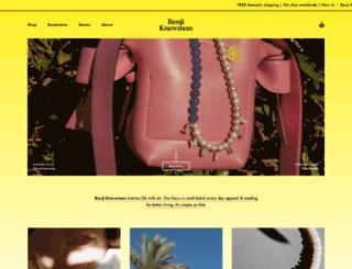 whimsicalagnesiga.com screenshot
