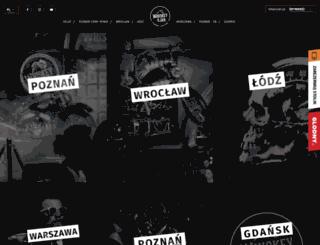 whiskeyinthejar.pl screenshot