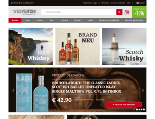 whisky-expert24.de screenshot