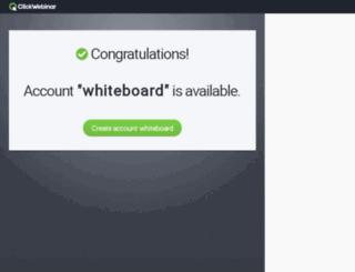 whiteboard.clickwebinar.com screenshot