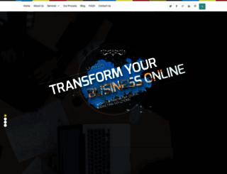 whitehatsmedia.com screenshot