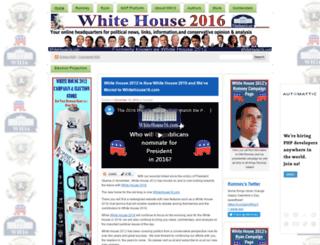 whitehouse12.com screenshot
