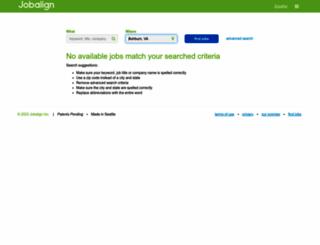 whitelodging.jobaline.com screenshot