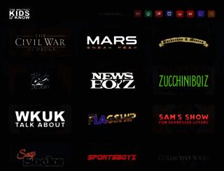 whitestkids.com screenshot