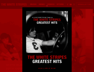 whitestripes.com screenshot