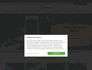 whitewall.fr screenshot
