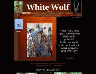 whitewolf1750.com screenshot