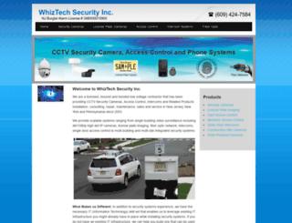 whiz-tech.com screenshot