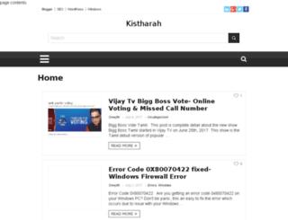 whizblogger.com screenshot