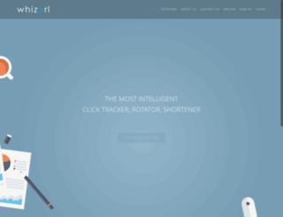 whizurl.com screenshot