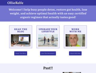 whoisollierelfe.com screenshot