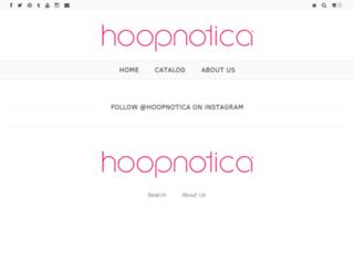 wholesale.hoopnotica.com screenshot