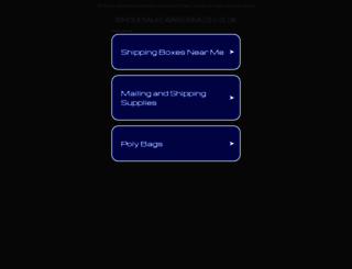wholesalecarrierbags.co.uk screenshot