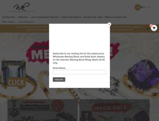 wholesalekings.com screenshot