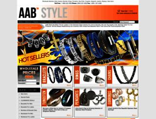 wholesalestainlesssteeljewelry.com screenshot