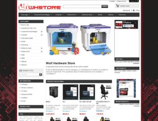 whstore.it screenshot