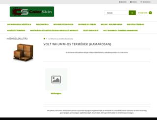 whumm.com screenshot