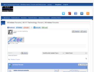 wi-fitechnology.com screenshot