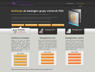 wicherok.com screenshot