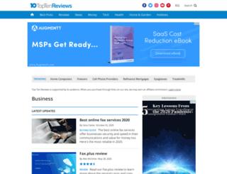 wide-format-printers-review.toptenreviews.com screenshot