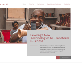 widerworld.com screenshot