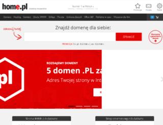 wiedziales.pl screenshot