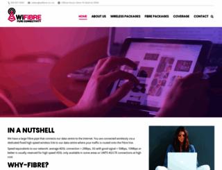 wifibre-sa.co.za screenshot