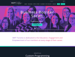 wift.com screenshot