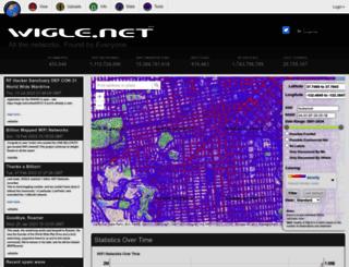 wigle.net screenshot