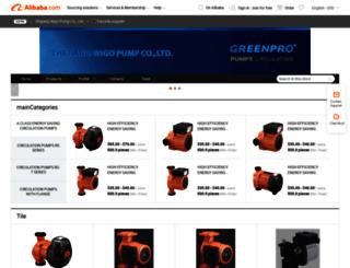 wigopump.en.alibaba.com screenshot