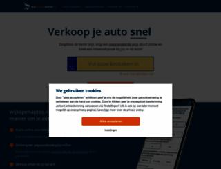 wijkopenautos.nl screenshot