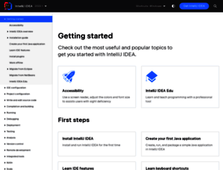 wiki.jetbrains.net screenshot