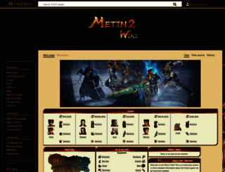 wiki.metin2.co.uk screenshot