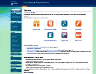 wiki.propertyminder.com screenshot