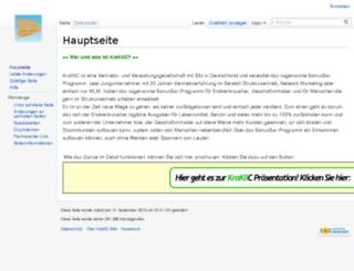 wiki.scc2000.com screenshot