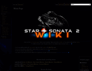 wiki2.starsonata.com screenshot