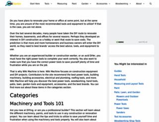 wikimachine.com screenshot