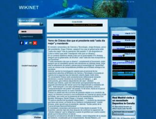 wikinet0.webnode.es screenshot