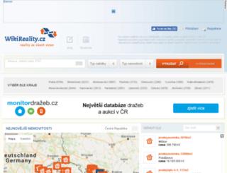 wikireality.cz screenshot