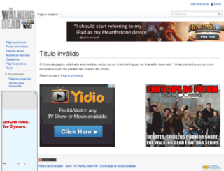 wikiverso.com.br screenshot
