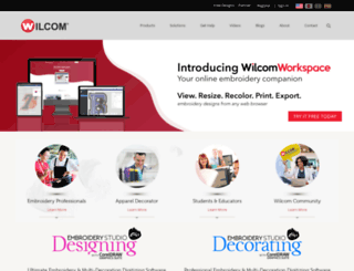 wilcomdiscovery.com screenshot