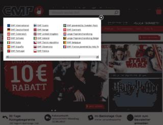wildcat-retail-de.emp.de screenshot