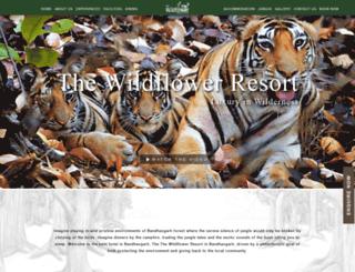 wildflowerresort.com screenshot