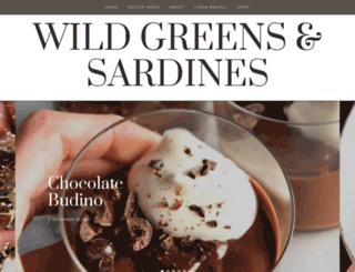 wildgreensandsardines.com screenshot